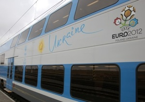 Тарифы на новые скоростные поезда в Украине будут вдвое выше, чем на скорые