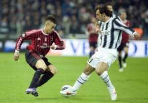Ювентус стал третьим клубом в Италии, не проигравшим ни одного матча в сезоне