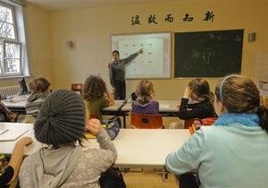 В Таїланді стартувала кампанія з вивчення китайської мови