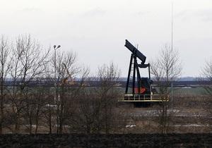 Азаров назвав переможців конкурсу з видобутку сланцевого газу в Україні