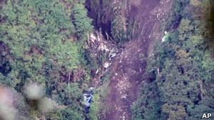 В Індонезії знайшли тіла загиблих в катастрофі Sukhoi SuperJet-100