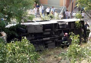 В Одесі водієві маршрутки, яка в 2010 році впала в кручу, дали п ять років в'язниці