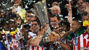 Мадридський Атлетіко переміг у Лізі Європи