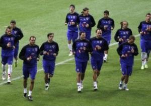 Сразу пять игроков украинских клубов попали в расширенную заявку сборной Хорватии на Евро-2012
