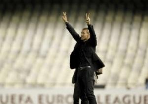 Наставник Атлетико: Я очень горжусь своими подопечными