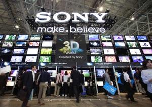 Sony получила рекордные убытки, однако надеется увеличить прибыль