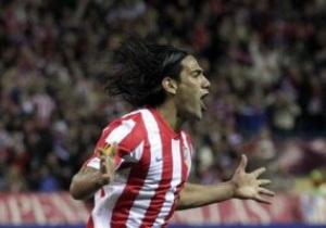 Фалькао стал вторым игроком в истории, забивавшим в двух финалах подряд за разные команды