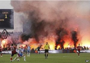 Євро-2012: чи варто боятися польських футбольних хуліганів