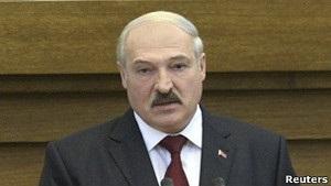 Лукашенко розповів про гроші Каддафі для Саркозі