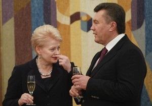 Президент Литви приїде в Україну всупереч скасування ялтинського саміту