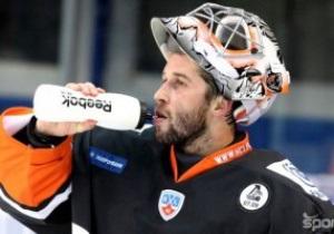 ХК Донбасс подпишет голкипера сборной Словакии