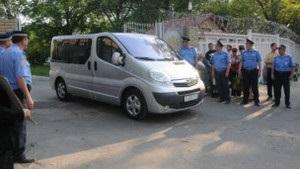Тимошенко готуються перевозити до лікарні