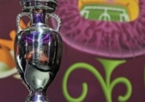 Главный трофей Евро-2012 прибудет в Украину 11 мая