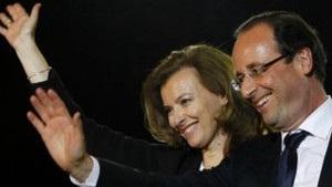 ВВС Україна: Новообраний президент Франції Франсуа Олланд святкує перемогу