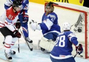 ЧС з хокею: Канада розгромила Францію, Чехія подолала Норвегію