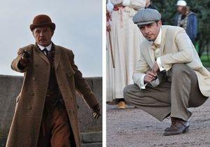 У Росії закінчилися зйомки Шерлока Холмса з Ігорем Петренком у головній ролі