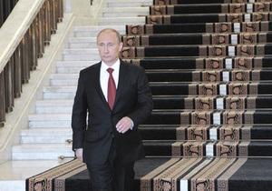 Путін пообіцяв зміцнювати демократію в Росії
