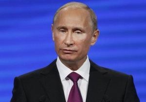 Путін втретє став президентом Росії