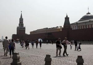 У Кремлі почалася церемонія інавгурації Путіна. У центрі Москви посилені заходи безпеки