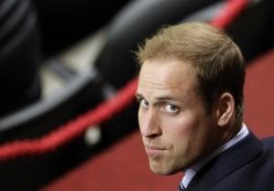 Принц Уильям не приедет в Украину на Евро-2012