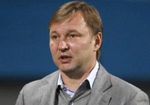Тренер сборной Украины о проблеме с вратарями: Решаем, думаем, обсуждаем. Пока ни к чему не пришли