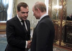 У Кремлі готуються до інавгурації Путіна