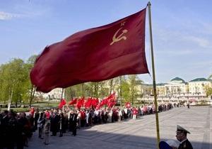 У Москві відбувається генеральна репетиція параду Перемоги