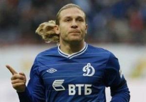 Воронин признался, что может уже никогда не сыграть за московское Динамо