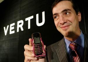 Nokia має намір позбутися Vertu