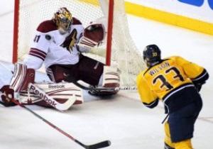 NHL: Финикс поставил Нэшвилл на грань вылета из розыгрыша Кубка Стэнли