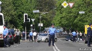 Захарченко: справу про вибухи у Дніпропетровську кваліфіковали правильно
