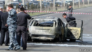 Вибухи в Дагестані: щонайменше 15 загиблих