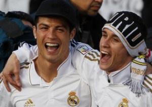 Фотогалерея: Парад победы. Реал отметил чемпионство в Мадриде