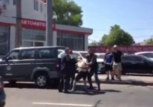 Милиция озвучила свою версию скандального инцидента в Донецке с фанатами Днепра