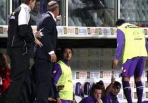 Футболіст Фіорентини перепросив тренера, який побив його