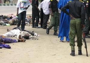 Серія терактів у Нігерії: Сьогодні в результаті вибуху загинуло 56 осіб