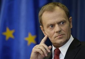 Прем єр Польщі заявив, що репутація України залежить від рішення про Тимошенко