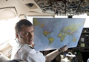 Вокаліст Iron Maiden взяв в оренду британську базу ВПС