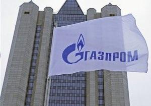 Газпром лишится налоговых льгот к 2015 году