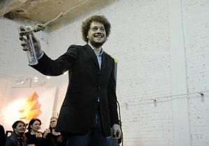 Відомий російський блогер Варламов вибув з гонки за пост мера Омська