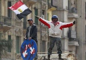В Єгипті почалася нова хвиля заворушень, є жертви