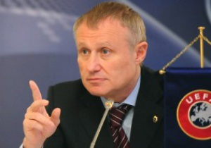 Григорий Суркис: Настаиваю на прекращении любых спекуляций вокруг темы Евро-2012
