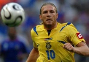 Воронин: Попросился в дубль, так как думаю о сборной Украины
