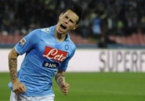 Серия А: Наполи вырывается на третье место, Рома отстает