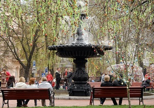 Сьогодні в Києві зафіксовано новий температурний рекорд