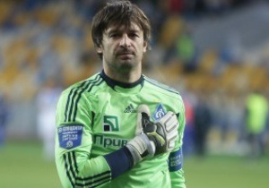 Шовковский пропустит Евро-2012