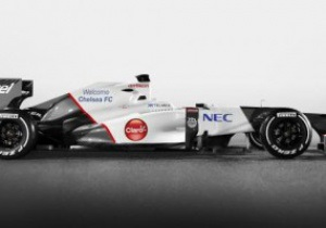 Челси и команда Формулы-1 подписали договор о сотрудничестве
