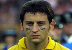 Бывший игрок сборной Украины забил пять мячей в официальном матче