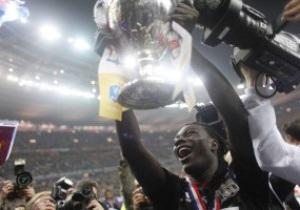Лион обыграл в финале Кубка Франции команду из третьего дивизиона