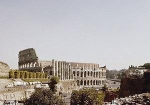 На околиці столиці Італії побудують Стародавній Рим